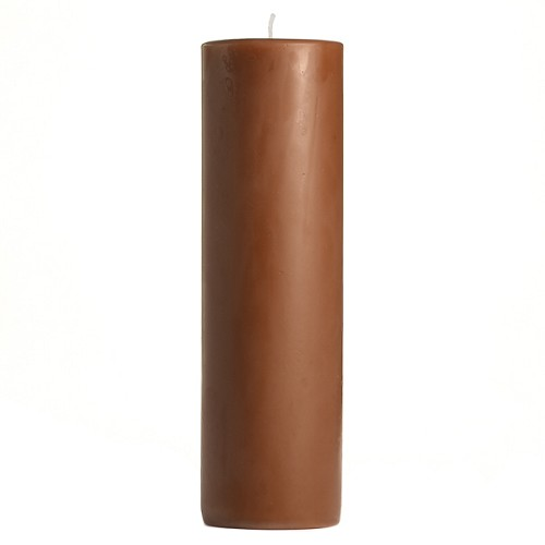 2x6 Scented Cinnamon Stick Pillar Candle