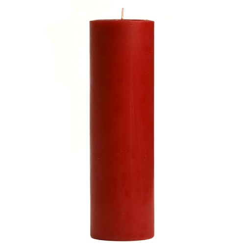 2x6 Scented Mulberry Pillar Candle