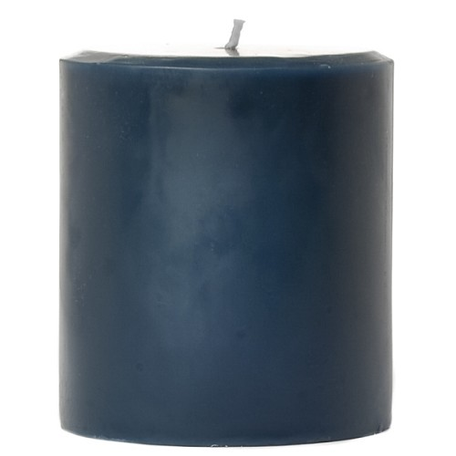 3x3 Scented Midsummer Night Pillar Candle